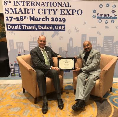 Reviver Wins Best Smart Transportation Solution Award